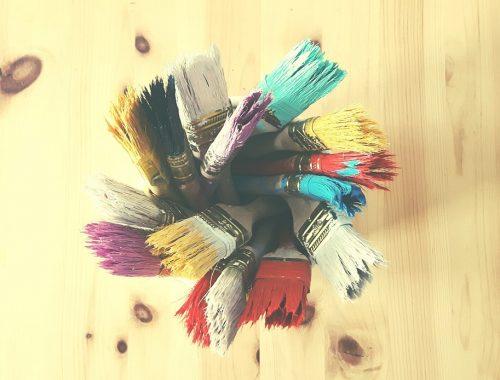 kolory, malowanie, remont, jaki kolor wybrać do pokoju dziecka?